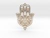 Khamsa (The Hand) 3d printed