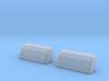 2x Korbmarkise 20mm (N 1:160) 3d printed