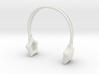 Headphones Star Version: BJD Doll YOSD 1/6 size 3d printed