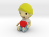 BOY  AND LOVE 3d printed