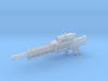 Gauss Rifle (1:12 Scale) 3d printed