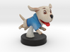 Puppies Out - Labrador 3d printed Puppies Out -  Labrador  - Full Color Sandstone