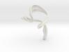 Silk Neckpiece 3d printed