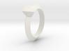 Kurtis - Ring - US 6¾ - 17.12 mm 3d printed