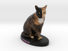 Custom Cat Figurine - Venus 3d printed