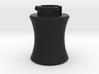 11's Sonic Screwdriver (Black Handle) 3d printed