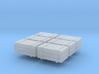 N scale timber bundles - cargo 3d printed