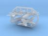 1/600 F-7PG x4 (FUD) 3d printed