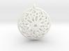 Islamic Inspired 3D Pendant 3d printed