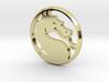 Mortal Kombat Medallion 3d printed