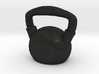 Kettlebell  - Made of Steel 3d printed