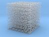 Hilbert/Moore cube ( 3 ) , thin 3d printed