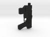 1/6 scale Judge Dredd Lawgiver  3d printed