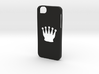 Iphone 5/5s chess queen case 3d printed