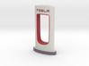 Tesla Supercharger Picture Frame 3d printed