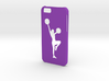 Iphone 6 Cheerleader case 3d printed