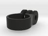 Go PRO Paintball Barrel Mount - Customizable  3d printed