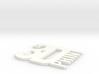 3D Print Key Ring. 3d printed