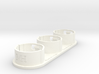 For Dyson V6 3xTool Holder/Mount 3d printed