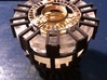 Arc Reactor - Glass Outer Ring Mold 3d printed