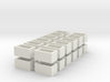 24 Pack Speaker Box Open1.0 3d printed