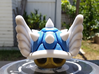Blue Spiny Shell 3d printed