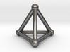 0277 Tetrahedron V&E (S&B) (a=10mm) 3d printed