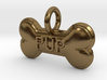 PUP charm 3d printed