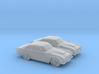 1/148 2X Aston Martin DB5 3d printed