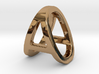 AO OA - Two way letter pendant 3d printed