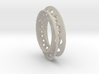 Moebius Ring 2  1.5mm Thickness  3d printed
