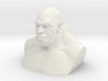 Neanderthal Hollowed 3d printed