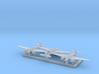 1/700 Ki-102b 'Randy' w/gear x3 (FUD) 3d printed