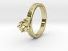 Ø20.4 Mm Bow Diamond Ring Ø4.8 Mm Fit 3d printed