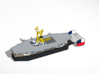 Chile Andes Class Carrier 3d printed