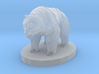 Armored Bear 3d printed