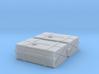 1-24 SAS Jeep Fuel Tanks FUD 3d printed