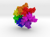 1tzo: Anthrax Toxin Protective Antigen Heptameric  3d printed