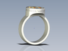 """General Lee """"01"""" Driver Ring - Size 22.2mm ID 3d printed"""