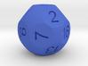 D16 Sphere Dice 3d printed