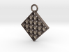Toothy Grater Key Chain 3d printed