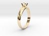 Ø19.70 Mm Diamond Ring Ø4.8 Diamond mm Fit 3d printed