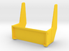 Playmobil Top Agents 4876, rear fins (2 of 4) 3d printed