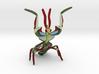 Devil Flower Mantis 3d printed