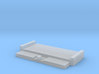 Ford Pickup Bed Lift Gate Fits RPS 1-87 HO Scale 3d printed