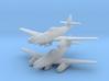 1/200 Messerschmitt Me-262A-2/U2 (x2) 3d printed
