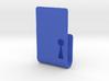Keychain door peephole. 3d printed