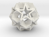 12 Star Ball - 2.2 cm 3d printed