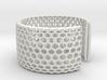 Geotombik Bracelet / Cuff 3d printed