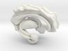 Human Brain Limbic System 3d printed
